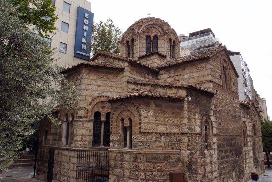 Х�ам picture of agioi theodoroi church athens tripadvisor