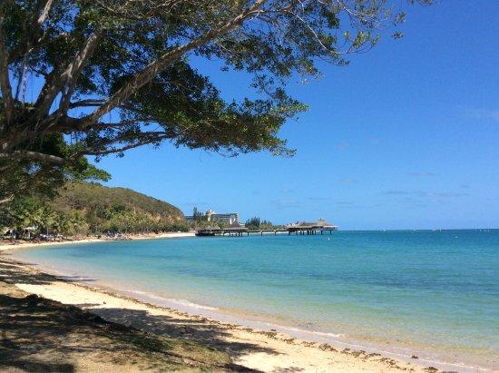 Anse Vata Beach: photo3.jpg