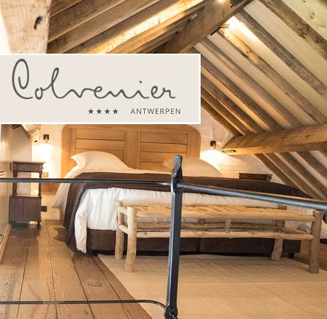 Hotel colvenier antwerp belgium 2018 specialty hotel for Specialty hotels