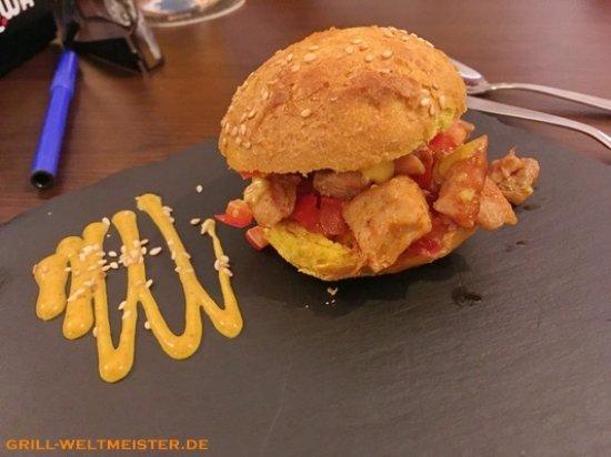California Burger - Bild von Masons - taste the world ...