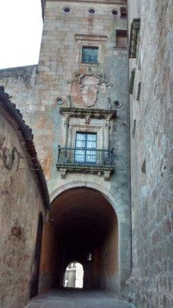 Plasencia, España: Zona monumental