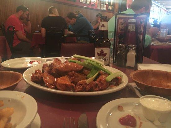 Anchor Bar Buffalo Menu Prices Amp Restaurant Reviews