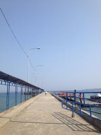 Gili Islands, Indonesia: Gili Trawangan, The Harbour