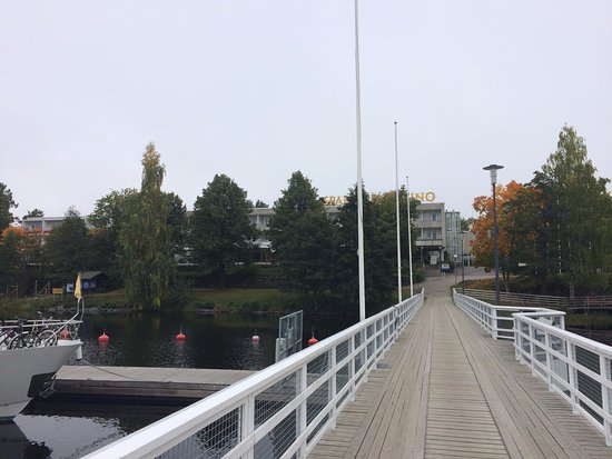 Savonlinna, Finland: отель
