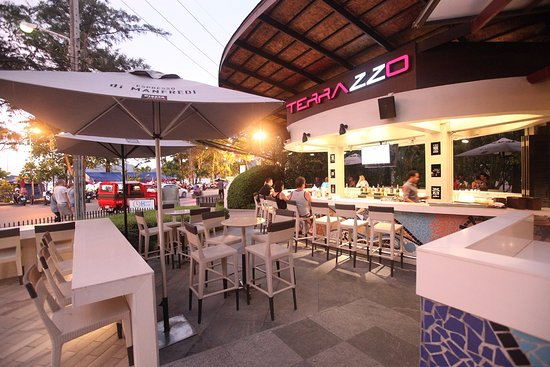 Terrazzo Ristorante Bar Patong Menu Prices Restaurant