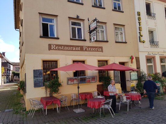 Eberbach, Germany: Pizzeria Milano