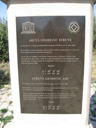 Struve's Geodetic Arc照片