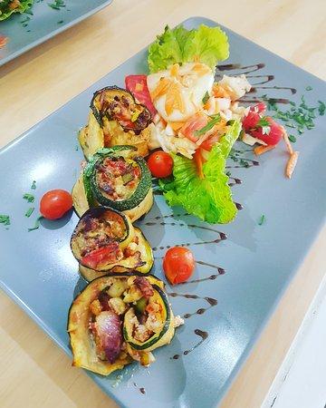 Restaurante Azul Terraza Restaurante Lounge En Málaga Con