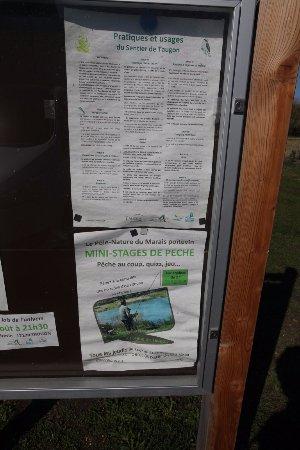 Taugon, France : On peut aussi apporter son panier repas
