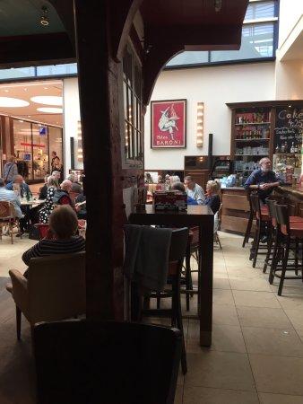 Cafe Extrablatt Review
