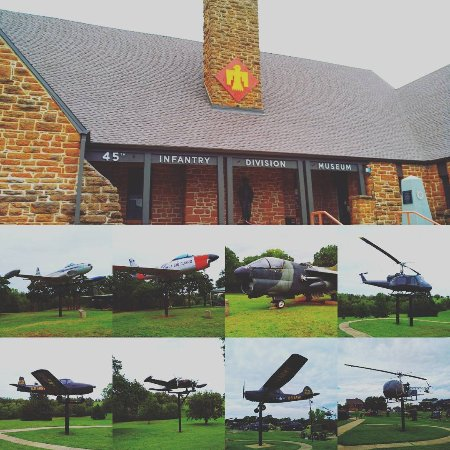 Th Infantry Division Museum Oklahoma City
