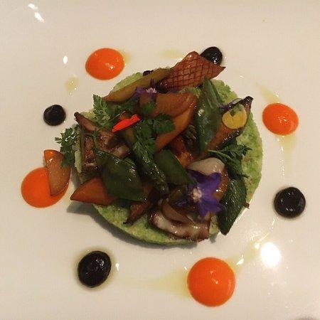 Horisont Restaurant & Bar: Овощи от шефа:)