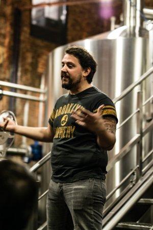 Brooklyn Brewery: Besichtigung mit Führung