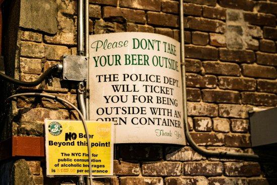 Brooklyn Brewery: Die Regeln