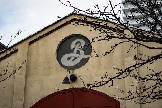 Brooklyn Brewery: Brauerei von außen