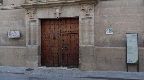 Huete, Spain: fachada