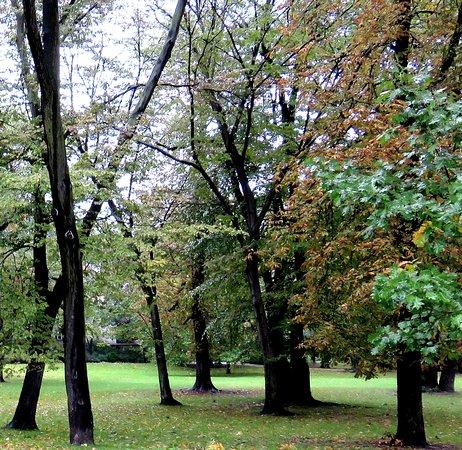 Park Stanisława Moniuszki