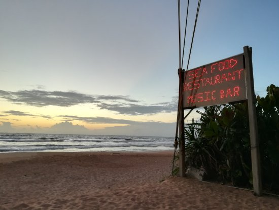 Hotel Bentota Village: Partnerhotel Warahena Beach