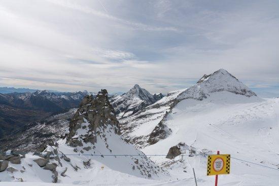Hintertuxer Gletscher: Auf dem Gletscher