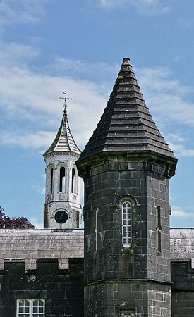 County Westmeath, Ireland: different times, different additions