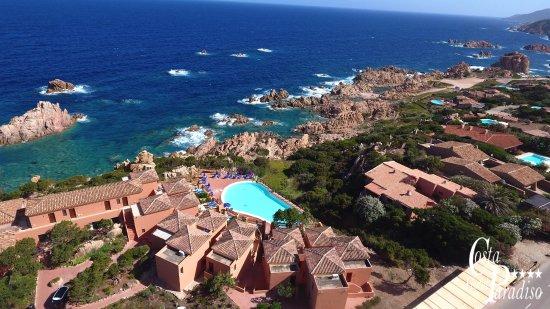 Beautiful Hotel Set In Northern Sardinia With Family Of Young Wild Boar Review Of Hotel Costa Paradiso Costa Paradiso Italy Tripadvisor