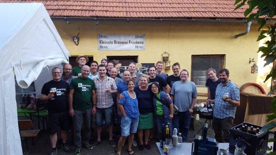 Schlusselfeld, เยอรมนี: Braumanufaktur Hertl