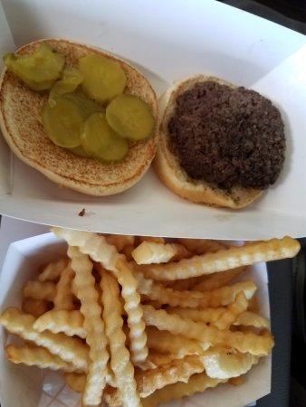 Maryville, TN: Burger & Fries