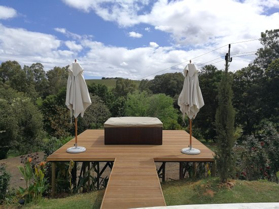 Lady Loch Country House & SPA: Jacuzzi