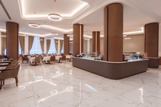 Golden Tulip Vivaldi Hotel: Golden Tulip Hotel Restaurant