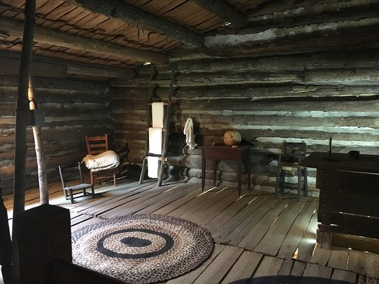 Old Fort Harrod State Park : photo7.jpg