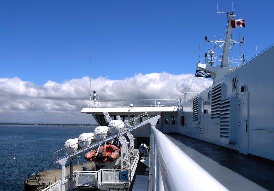 Tsawwassen, Canadá: BC Ferries