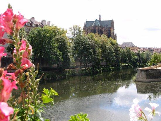 Cathédrale Saint-Étienne : Aussenansicht