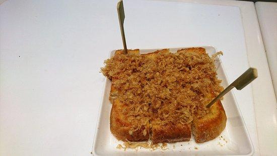 Toast Box: 厚肉鬆吐司