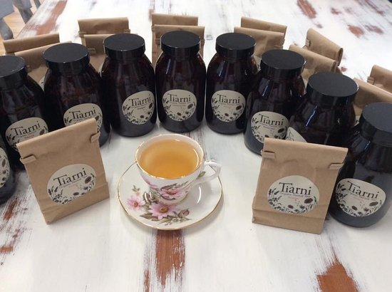 Kingston SE, Avustralya: Tiarni Organic Loose Leaf Herbal tea