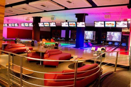 Villa Bowling - Vila Olímpia