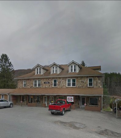 Bowden, WV: Alpine Lodge