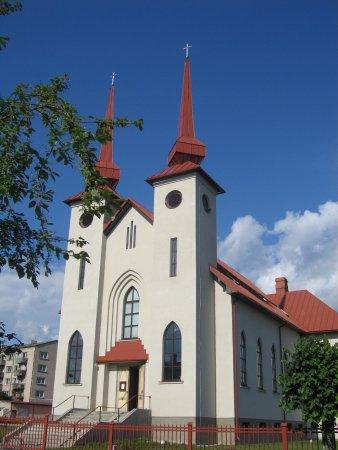 Gulbenes katoļu baznīca