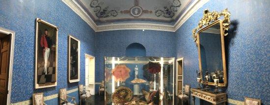 Donnafugata, Italija: The umbrella room