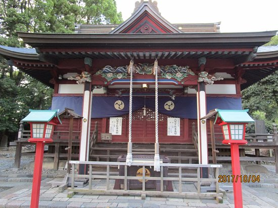 Shimonokuni Isshayawatamiya Kadotainari Shrine