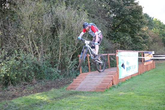 Gainsborough, UK: KORC Mountain Bikes trails, race events and time trials