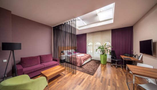 City Park Hotel & Residence: Deluxe Suite