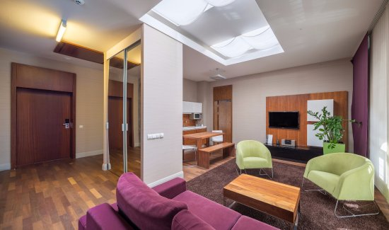 City Park Hotel & Residence: Junior Suite.
