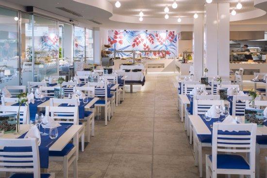Tahiti Playa Suites: Restaurante Tahaa