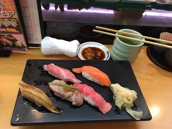 Sushizanmai Ueno : photo1.jpg