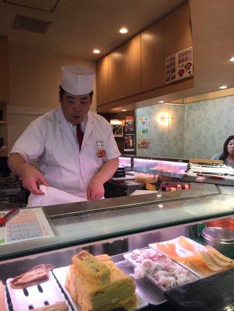 Sushizanmai Ueno : photo2.jpg