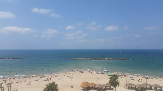 Sheraton Tel Aviv Hotel: View from the room