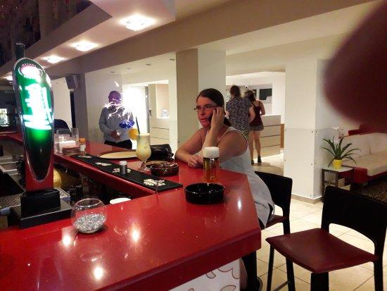 Ambassador: the bar
