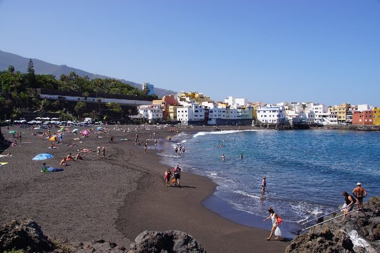 Playa jardin bild fr n playa jardin puerto de la cruz for Playa jardin