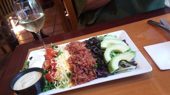 Magnolia's Deli & Cafe: cobb salad...