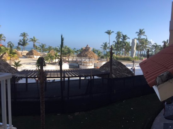 Occidental Caribe: Pools damaged by Hurricane